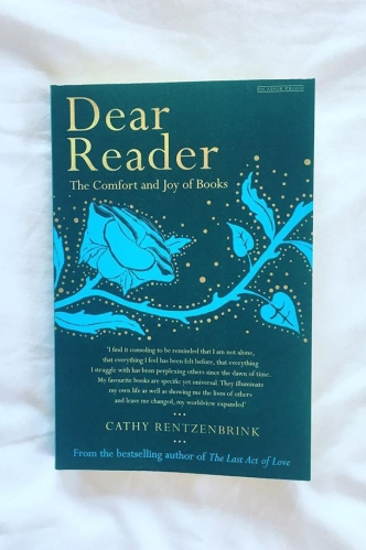 dear reader- bed whites